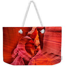 Weekender Tote Bag featuring the photograph Pathway To Beauty by Greg Norrell