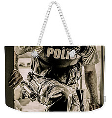 Patriot3 Second Floor Entry Weekender Tote Bag