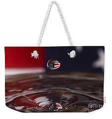 America Weekender Tote Bag by Anthony Sacco