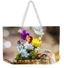 Patterns In Nature Weekender Tote Bag