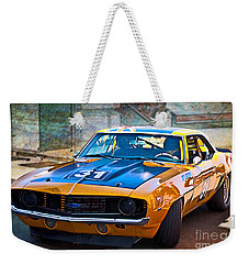 Paul Stubber Camaro Weekender Tote Bag
