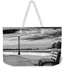 Pause Weekender Tote Bag by Don Spenner