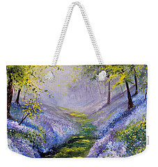 Pavilioned In Splendor Weekender Tote Bag