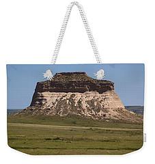 Pawnee Buttes Weekender Tote Bag