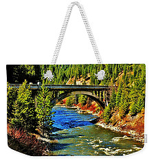 Payette River Scenic Byway Weekender Tote Bag
