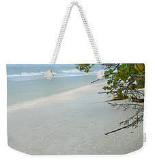 Peace And Quiet On Sanibel Island Weekender Tote Bag