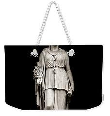 Peace Weekender Tote Bag by Fabrizio Troiani