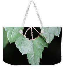 Peace For The Planet Weekender Tote Bag