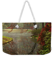 Peace In A Garden Weekender Tote Bag