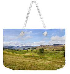 Peace In Glen Clova Weekender Tote Bag