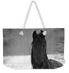 Peace In The Storm Weekender Tote Bag by Michelle Twohig