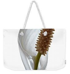 Peace Lily. Weekender Tote Bag