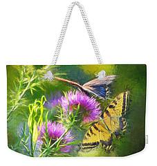 Peaceful Easy Feeling Weekender Tote Bag