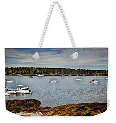 Peaceful   Journey Weekender Tote Bag