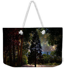 Magical Night At The River Weekender Tote Bag