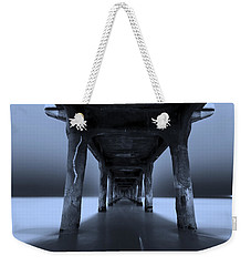 Peaceful Pacific Weekender Tote Bag by Mihai Andritoiu