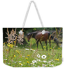 Peaceful Pasture Weekender Tote Bag