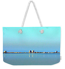 Peaceful Pensacola Beach Weekender Tote Bag