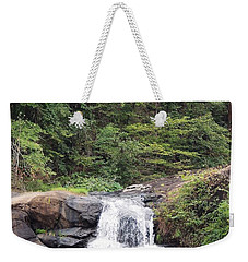 Peaceful Retreat Weekender Tote Bag by Aaron Martens