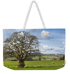 Peak District Tree Weekender Tote Bag