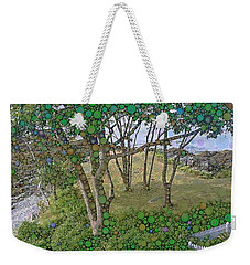 Dawn At Peaks Island Bay Weekender Tote Bag
