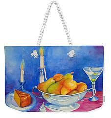Pearis By Candlelight  Weekender Tote Bag