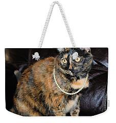 Pearl With Pearls Weekender Tote Bag