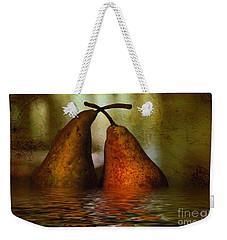 Pears In Water Weekender Tote Bag
