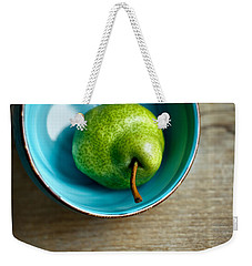 Pears Weekender Tote Bag by Nailia Schwarz