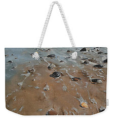 Pebbles Weekender Tote Bag by Cherise Foster