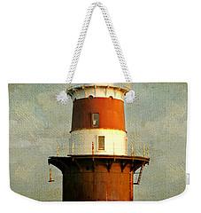 Peck's Ledge  Weekender Tote Bag