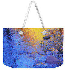 Pecos Reflection Weekender Tote Bag
