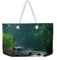 Pecos River Spring Weekender Tote Bag