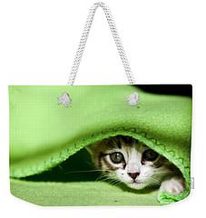 Peeking Weekender Tote Bag