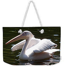 Pelican And Friend Weekender Tote Bag