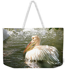 Pelican Bath Time Weekender Tote Bag