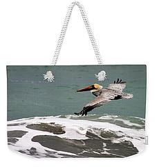 Pelican Flying Weekender Tote Bag