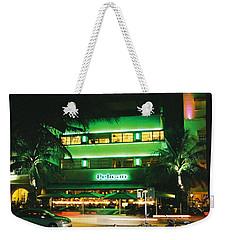 Pelican Hotel Film Image Weekender Tote Bag