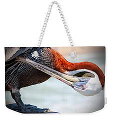 Pelican Itch Weekender Tote Bag