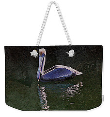 Pelican Zen Weekender Tote Bag by Suzanne Stout