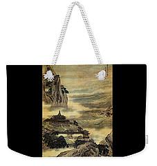 Penglai Island Weekender Tote Bag