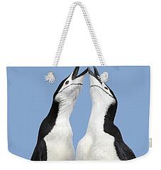 Penguin Birthday Card Weekender Tote Bag