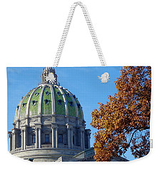 Pennsylvania Capitol Building Weekender Tote Bag