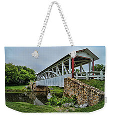 Pennsylvania Covered Bridge Weekender Tote Bag