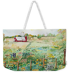 Pennsylvania Pasture Weekender Tote Bag