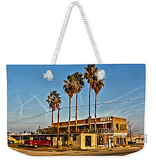Penny Bar Mckittrick California Weekender Tote Bag by Lanita Williams