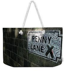 Penny Lane Weekender Tote Bag
