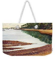 Penobscot Bay Weekender Tote Bag