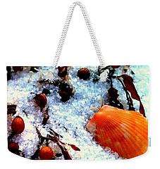 Pensacola Beach Sand Weekender Tote Bag