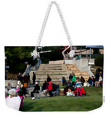 People In The Park Weekender Tote Bag
